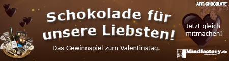 Schokolade für unsere Liebsten!