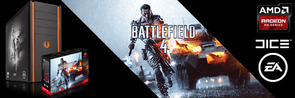 AMD Battlefield 4 Radeon R9 290X