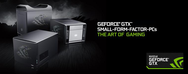 Nvidia SFF PC mit gratis Branding-Kit