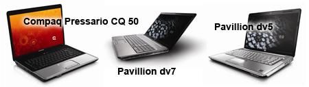 CQ50, dv5, dv7