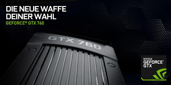 Release NVIDIA GTS 760
