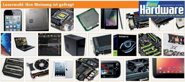 PCGH Hardware Leserwahl