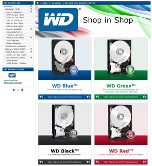 WD Shop-in-Shop