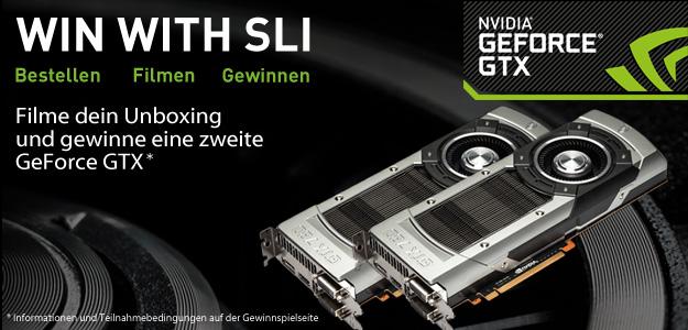 NVIDIA Win with SLI
