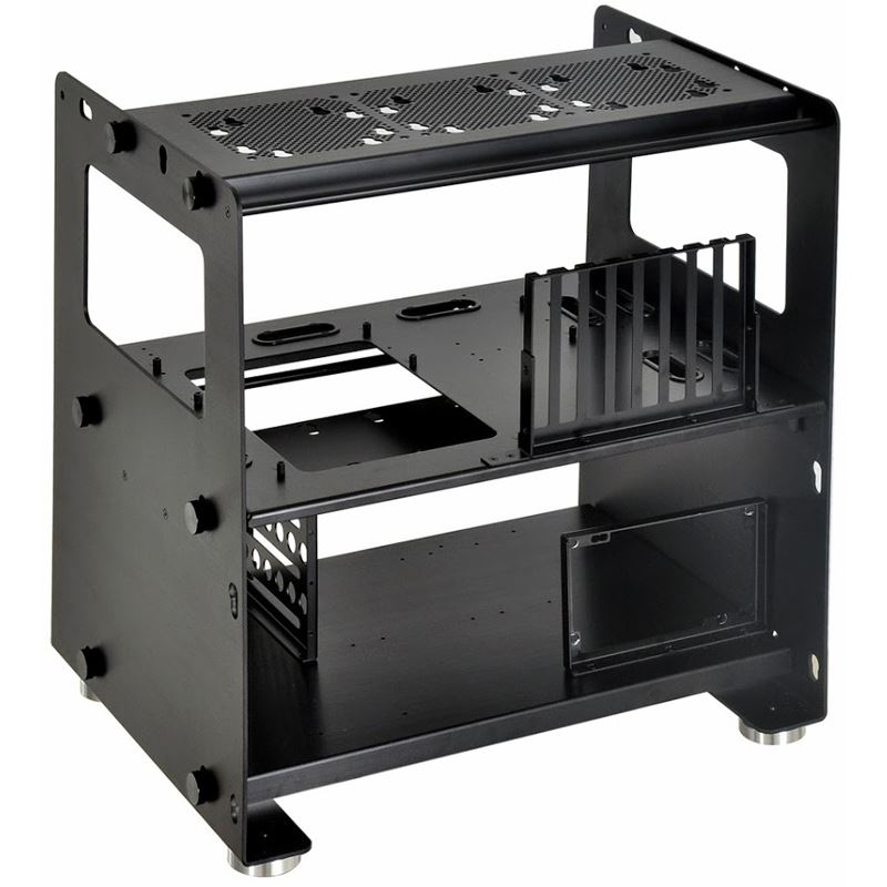 lian li pc t80x atx test bench schwarz hardware notebooks. Black Bedroom Furniture Sets. Home Design Ideas