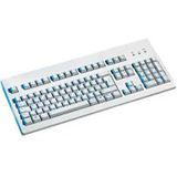 Cherry G80-3000LPCDE-0 Tastatur Wei&#223; Deutsch PS2/USB