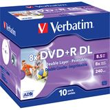 Verbatim DVD+R DOUBLE LAYER 8X