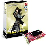 512MB PowerColor Radeon HD 3450 Aktiv AGP (Retail)