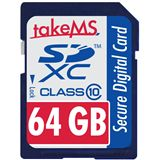 64GB Take MS SD Card SDHC (Class10)