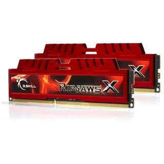8GB G.Skill RipjawsX DDR3-1600 DIMM CL9 Dual Kit