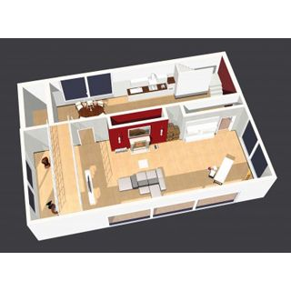 Data becker 3d traumhaus designer 11 prem hardware for Diseno de interiores 3d data becker