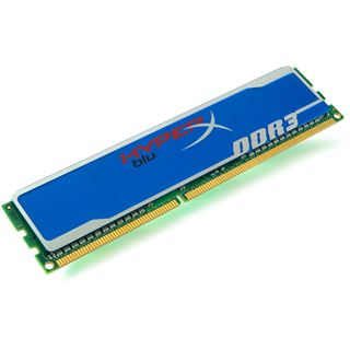 4GB Kingston HyperX blu. DDR3-1600 DIMM CL9 Single