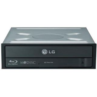LG Electronics BH16NS40 Blu-ray Disc Writer SATA 1.5Gb/s intern schwarz Bulk