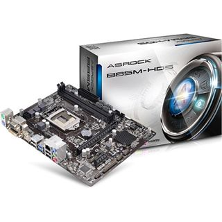 ASRock B85M-HDS Intel B85 So.1150 Dual Channel DDR3 mATX Retail
