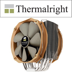 Thermalright Archon SB-E X2 CPU-Tower-K�hler - Hoovercraft Power, Snowfall Silence