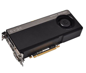 2048MB EVGA GeForce GTX 660 Superclocked Aktiv PCIe 3.0 x16 (Retail)
