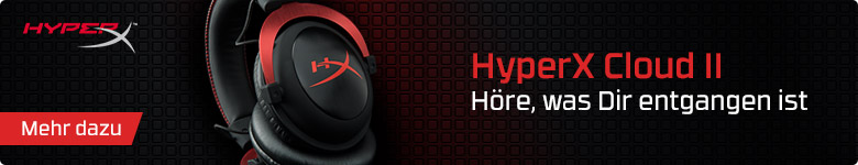 HyperX Cloud II - H�re, was Dir entgangen ist
