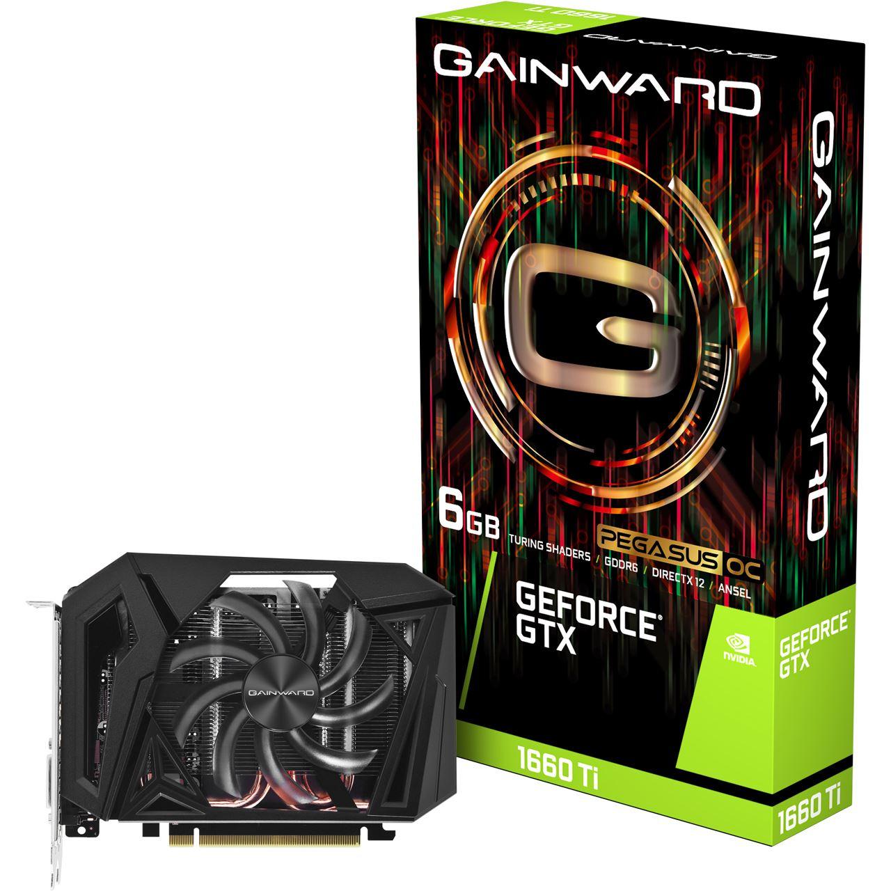Gainward GTX 1660 Ti