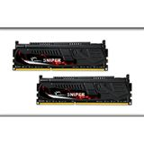 8GB G.Skill SNIPER DDR3-1600 DIMM CL9 Dual Kit