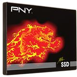 "240GB PNY XLR8 2.5"" (6.4cm) SATA 6Gb/s MLC (SSD7CS2111-240-RB)"