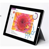 "10.8"" (27,40cm) Microsoft Surface 3 WiFi/Bluetooth V4.0 64GB schwarz"