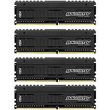32GB Crucial Ballistix Elite DDR4-2666 DIMM CL16 Quad Kit