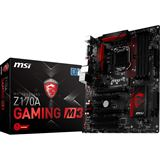 MSI Z170A Gaming M3 Intel Z170 So.1151 Dual Channel DDR4 ATX Retail