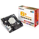Biostar N3150NH SoC So.BGA Dual Channel DDR3 Mini-ITX Retail