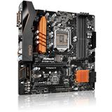 ASRock B150M Pro4 Intel B150 So.1151 Dual Channel DDR4 mATX Retail