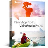 Corel Photo Video Suite X8