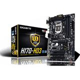 Gigabyte GA-H170-HD3 Intel H170 So.1151 Dual Channel DDR4 ATX