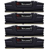 16GB G.Skill RipJaws V schwarz DDR4-3200 DIMM CL16 Quad Kit