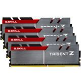 32GB G.Skill Trident Z DDR4-3400 DIMM CL16 Quad Kit