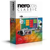 Nero Nero 2016 Classic 32 Bit Deutsch Brennprogramm Vollversion PC (CD)