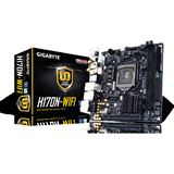 Gigabyte GA-H170N-WIFI Intel H170 So.1151 Dual Channel DDR Mini-ITX Retail