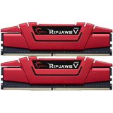 32GB G.Skill RipJaws V rot DDR4-2133 DIMM CL15 Dual Kit
