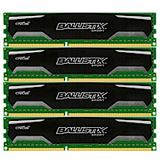 32GB Crucial Ballistix Sport DDR3-1600 DIMM CL9 Quad Kit