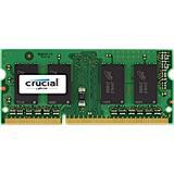 8GB Crucial CT102472BF160B DDR3L-1600 ECC SO-DIMM CL11 Single