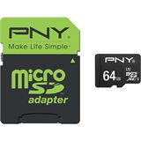64 GB PNY Hi-Performance microSDXC Retail
