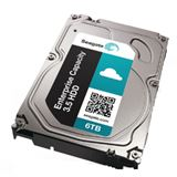 "6000GB Seagate Enterprise Capacity 3.5 HDD PowerBalance ST6000NM0134 128MB 3.5"" (8.9cm) SAS 12Gb/s"