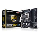 Gigabyte GA-B150M-DS3P Intel B150 So.1151 Dual Channel DDR4 mATX Retail
