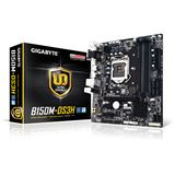 Gigabyte GA-B150M-DS3H Intel B150 So.1151 Dual Channel DDR4 mATX Retail