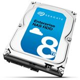 "8000GB Seagate Enterprise NAS HDD +Rescue ST8000NE0011 256MB 3.5"" (8.9cm) SATA 6Gb/s"