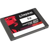"1000GB Kingston SSDNow KC400 2.5"" (6.4cm) SATA 6Gb/s MLC (SKC400S37/1T)"