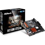 ASRock H110M-ITX/ac Intel H110 So.1151 Dual Channel DDR4 Mini-ITX Retail