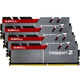 32GB G.Skill Trident Z DDR4-3200 DIMM CL16 Quad Kit