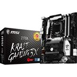 MSI Z170A Krait Gaming 3X Intel Z170 So.1151 Dual Channel DDR ATX Retail