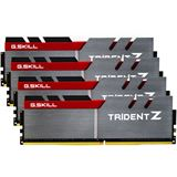 64GB G.Skill Trident Z DDR4-3000 DIMM CL14 Quad Kit