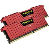 16GB Corsair Vengeance LPX rot DDR4-2400 DIMM CL16 Dual Kit