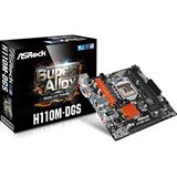 ASRock H110M-DGS Intel H110 So.1151 Dual Channel DDR mATX Retail